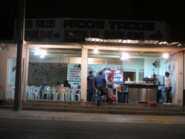 Rico's Tacquería