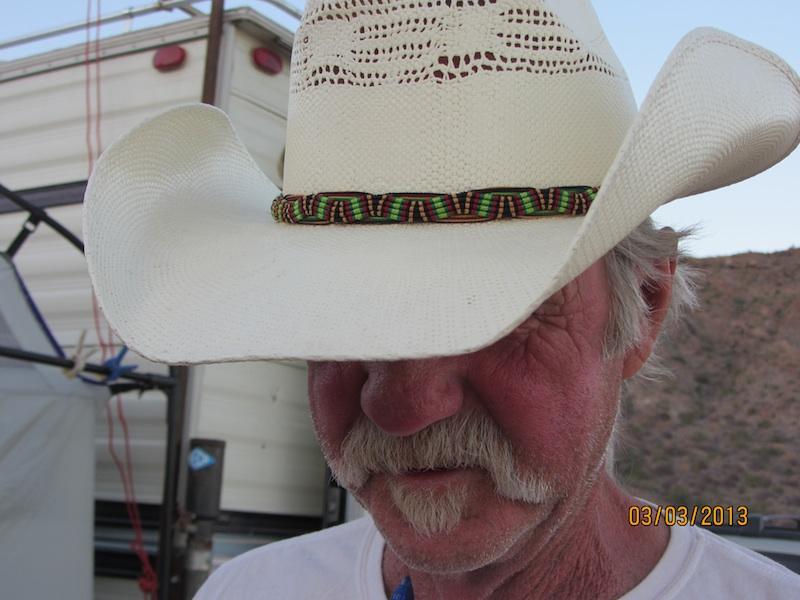 Gordon & his hatband.jpg
