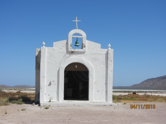 church at salinas