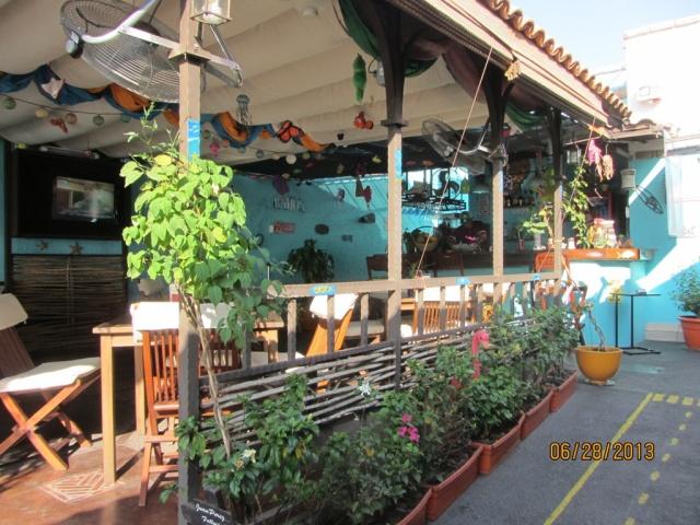 Bar at Calypso