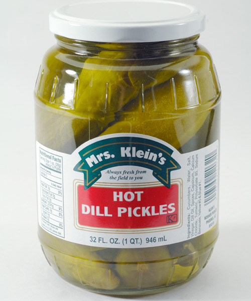 Hot Pickles